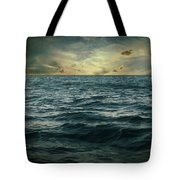 The Time I Was Daydreaming Tote Bag