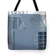 The Time Is...12 10 Tote Bag