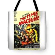 The Time Machine B Tote Bag