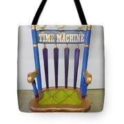 The Time Machine Tote Bag