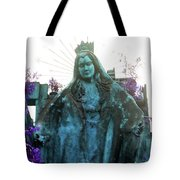The Time Takes Tote Bag