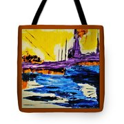 The Timeless Land - Number Five Tote Bag