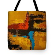 The Timeless Land Tote Bag