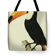 The Toco Toco Toucan  Ramphastos Toco Tote Bag