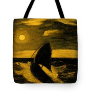 The Toilers Of The Sea Tote Bag