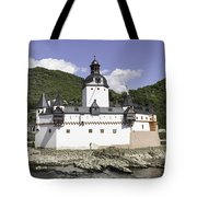 The Toll Castle Tote Bag