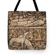 The Tomb Of Tristram And Iseult Tote Bag