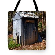 The Tool Shed Tote Bag