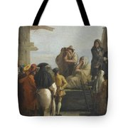 The Toothpuller Tote Bag