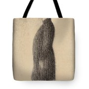 The Top Hat Tote Bag