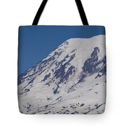 The Top Of Mount Rainier Tote Bag