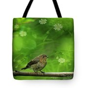 The Touch Of The Spring Tote Bag