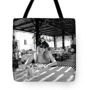 The Tourist Tote Bag