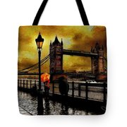 The Tower Bridge As I See Tote Bag