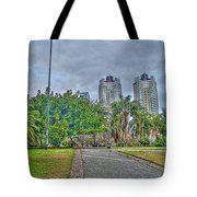 The Towers Tote Bag