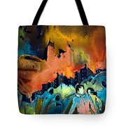 The Towers Of London Tote Bag