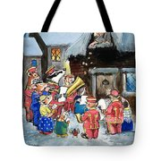 The Town Mouse And The Country Mouse Tote Bag