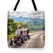 The Tractor Tote Bag