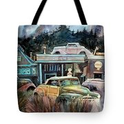 The Trading Post Tote Bag
