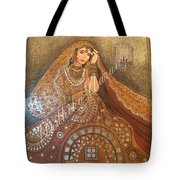 The Traditional Lady Tote Bag