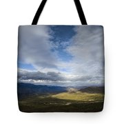 The Trail Leads Straight To You Tote Bag