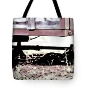 The Trailer Tote Bag