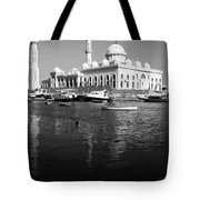 The Tranquil Pass  Tote Bag