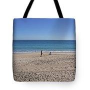 The Treasure Coast At Vero Beach In Florida Tote Bag