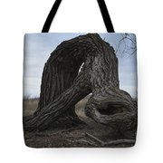 The Tree Creature Tote Bag