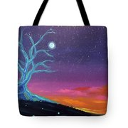 The Tree Of Energy Tote Bag