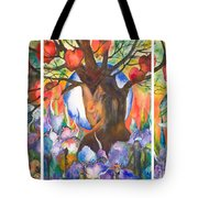 The Tree Of Life Tote Bag by Kate Bedell