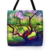 The Tree Tote Bag