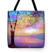 The Tree That Understands Tote Bag