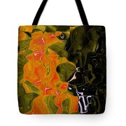 The Trellis Tote Bag