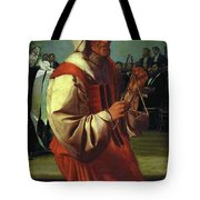 The Triangle Player Tote Bag
