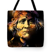 The Tribe Elder Tote Bag
