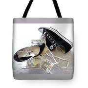 The Tribute. Tote Bag