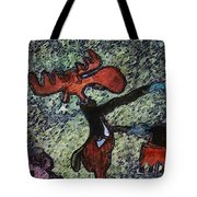 The Trick That Never Works Tote Bag