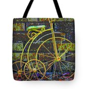 The Tricycle Tote Bag