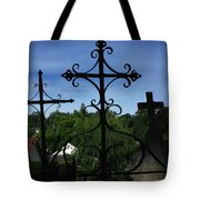 The Trinity Of A Different Kind Tote Bag