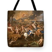 The Triumph Of Bacchus Tote Bag