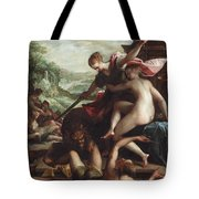The Triumph Of Truth Tote Bag
