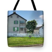 The Trostle House Tote Bag
