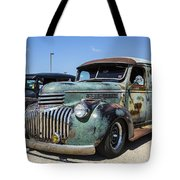 The Truck Tote Bag