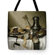 The Truffle Pie Tote Bag by Maerten Boelema de Stomme
