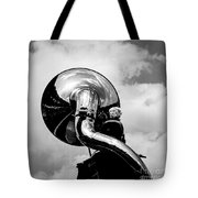 The Trumpet. Tote Bag