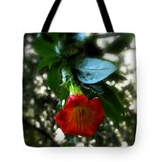 The Trumpet Sounded Tote Bag