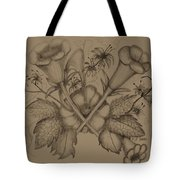 The Trumpet's Song Tote Bag