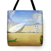 The Truth About Roswell Tote Bag