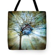 The Truth Of Trees Tote Bag